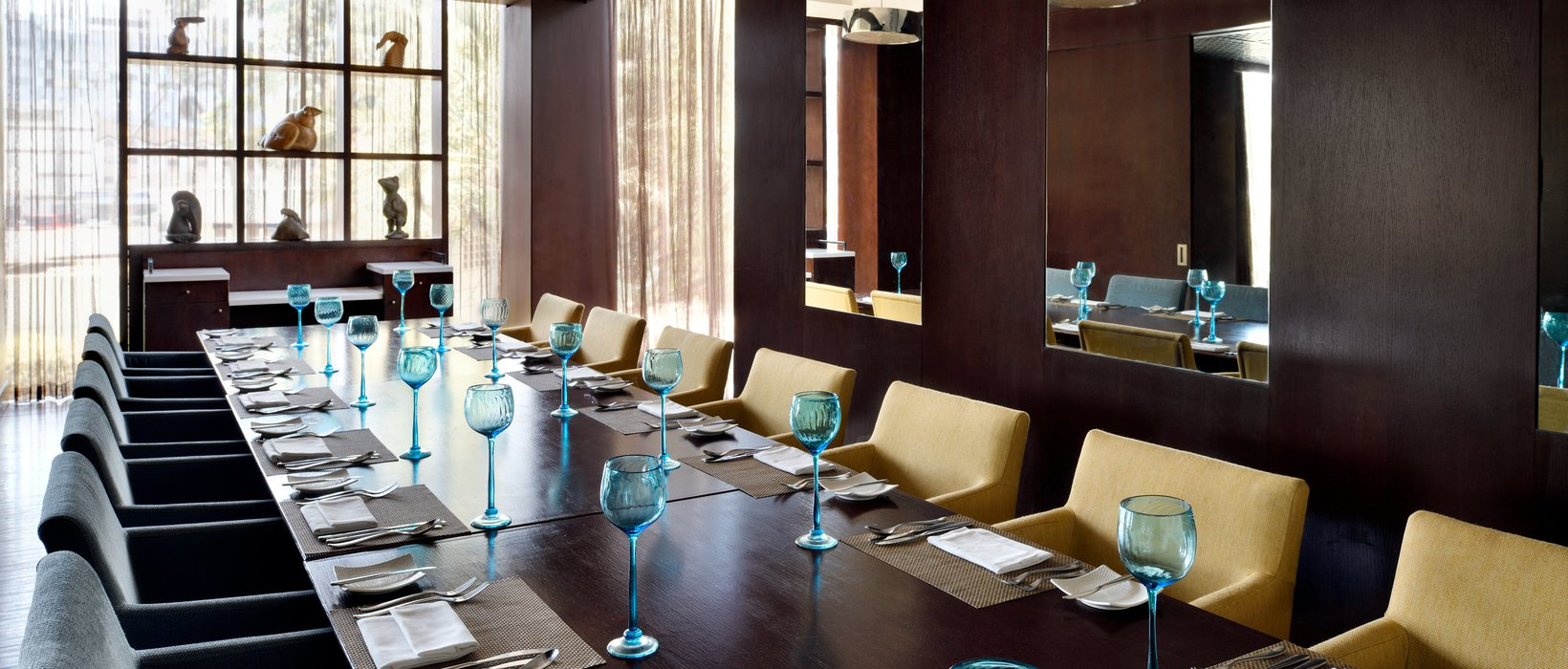 Artisan private dining