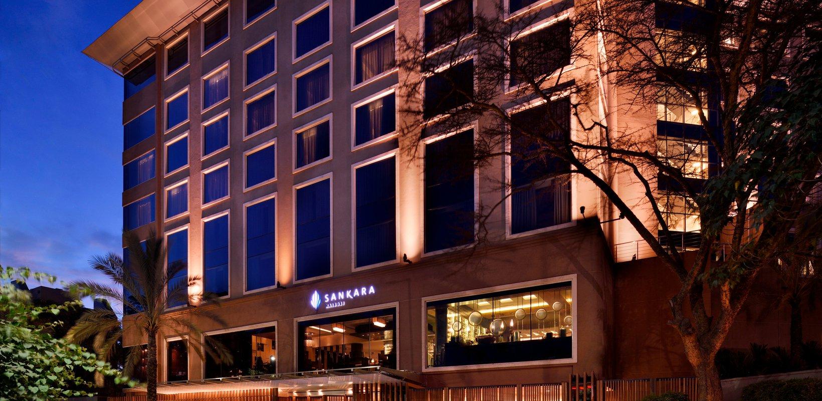 Welcome to Sankara, a 5 star hotel in the heart of Nairobi
